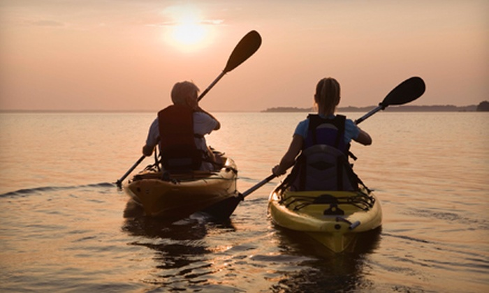 Clintonville Outfitters - Clintonville: One-Day or Weekend Kayak or Paddleboard Rental from Clintonville Outfitters