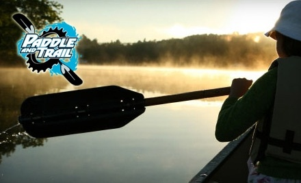 Paddle and Trail: 2-Hour Ski Lesson for Two - Paddle and Trail in Loves Park