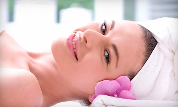 About You Day Spa and Salon - Solana Beach: $89 for Rejuvenation Spa Package With Facial, Massage, and Enzyme Rejuvenation Treatment at About You Day Spa and Salon in Solana Beach (Up to $180 Value)