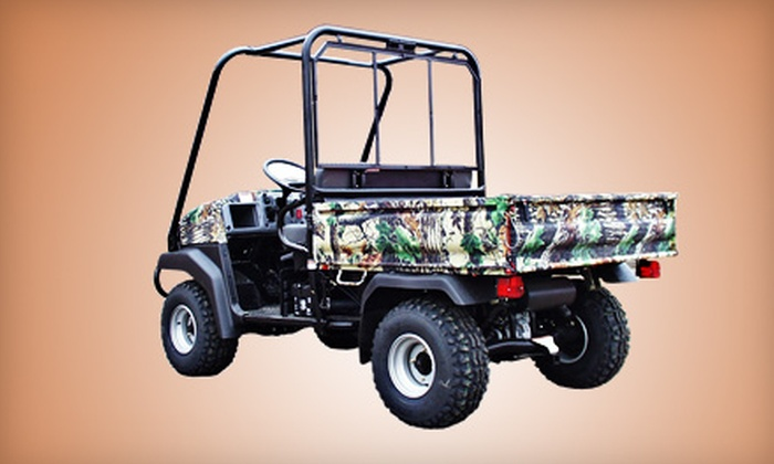 Uncle Buck's Camo: $50 for $100 Worth of Camouflage Overwraps from Uncle Buck's Camo