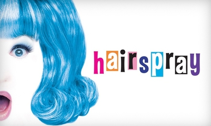 """Pittsburgh Musical Theater - Pittsburgh: Ticket to Pittsburgh Musical Theater's Presentation of """"Hairspray."""" Seven Performances and Two Seating Options Available."""