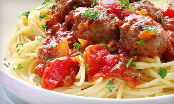 Lanza Restaurant & Capri Lounge - Ansonia: $15 for $30 Worth of Authentic Italian Cuisine at Lanza Restaurant & Capri Lounge in Ansonia