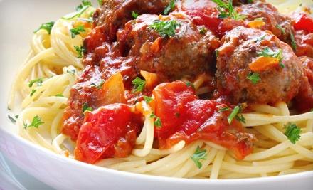 $30 Groupon to Lanza Restaurant & Capri Lounge - Lanza Restaurant & Capri Lounge in Ansonia