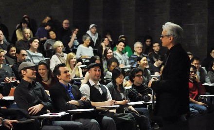 1-Day Introductory Filmmaking Course with Elliot Grove on Sat., Nov. 5th at 10AM (a $249 value)  - Raindance Toronto in Toronto