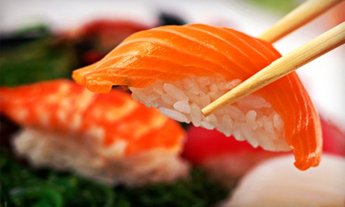 Fuji Sushi Baymeadows - Southeast Jacksonville: $12 for $25 Worth of Japanese Cuisine at Fuji Sushi
