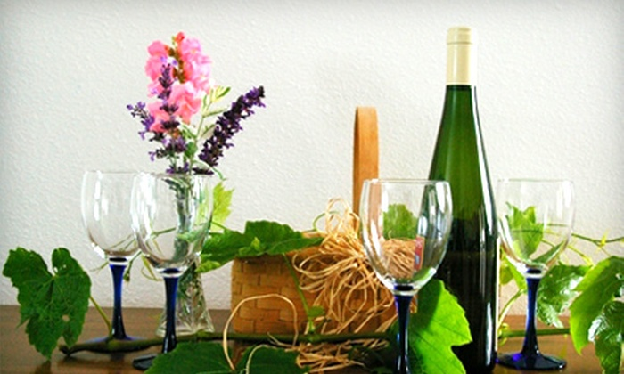 Embrace Oregon Tours - McMinnville: $40 for a Tasting Tour of Three Wineries from Embrace Oregon Tours