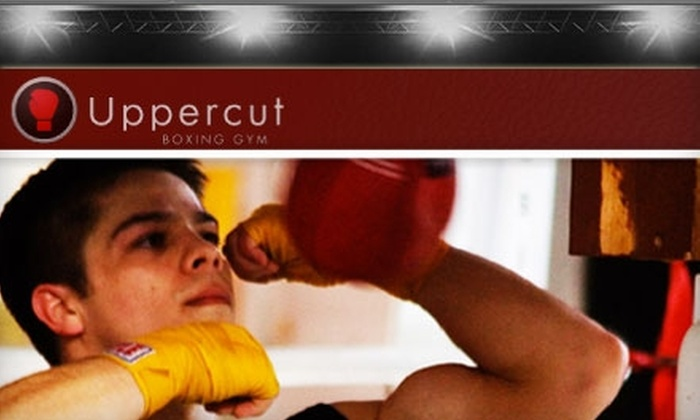 Uppercut Boxing Gym - Logan Park: $39 for Seven Classes and a One-Month Membership at Uppercut Boxing Gym ($85 Value)