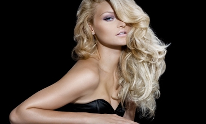 Salon réBelle  - Orange County: $35 for a Haircut, Wash, Blow Dry, and Conditioning Treatment at Salon réBelle  in Orange ($85 Value)