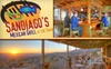 Sandiago's Mexican Grill - Albuquerque: $12 for $30 Worth of New Mexican and Coastal Mexican Cuisine at Sandiago's Mexican Grill