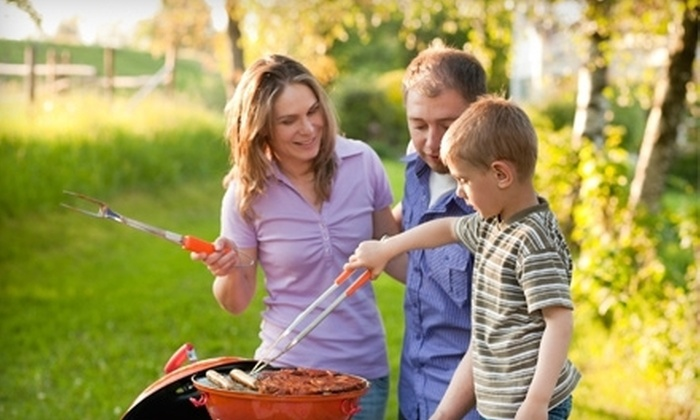 The Mosquito Authority - Richmond: $45 for a Mosquito Treatment for Up to 1 Acre from The Mosquito Authority (Up to $99 Value)