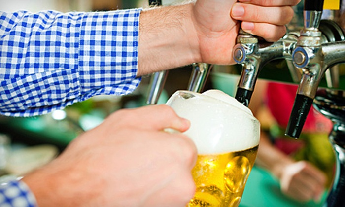 cityHunt - Burbank: $35 for One Entry to the cityHunt Oktoberfest Pub Crawl Scavenger Hunt on Saturday, October 22, in Burbank ($70 Value)