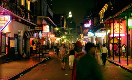 Bourbon 101 Walking Tour for One (a $30 value) - Southern Style Tours in New Orleans