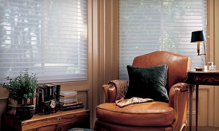 District Shade Shop, Inc. - U Street,Adams Morgan,Northwest Washington: $49 for $115 Toward Hunter Douglas Window Treatments from District Shade Shop, Inc.