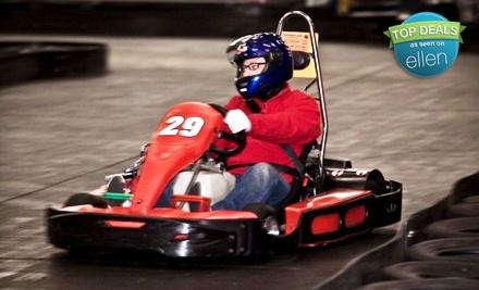 SyKart Indoor Racing - SyKart Indoor Racing Center in Tukwila