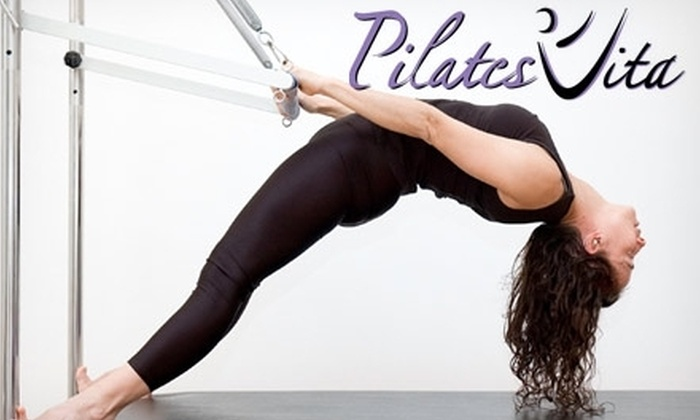 Pilates Vita - Speer: $20 for Two Reformer & Springboard Pilates Classes at Pilates Vita ($56 Value)