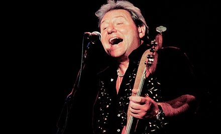 Greg Lake at The Orpheum Theatre on Fri., May 18 at 8PM: Rear-Orchestra Seating - Greg Lake  from Emerson, Lake and Palmer & King Crimson in Los Angeles