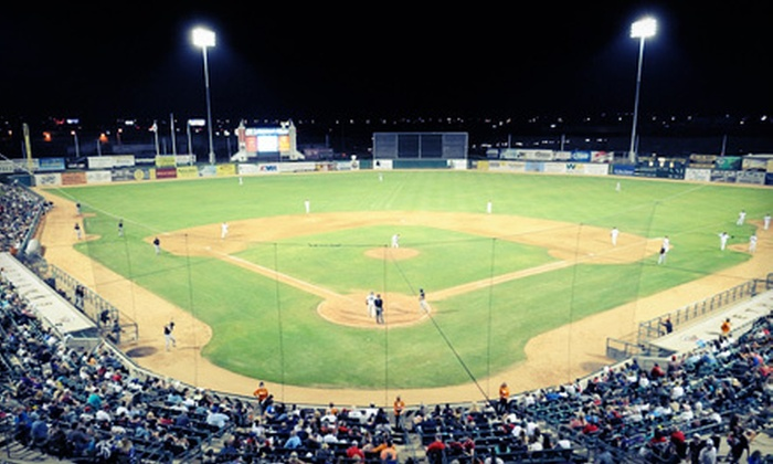 $30 for Ticket Package for Four to See Lancaster JetHawks Baseball (Up to $62 Value). Seven Games Available.