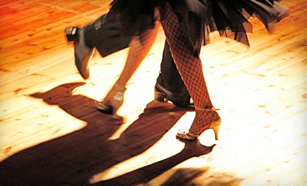 5 Ballroom-Dance Classes (a $100 value) - Inspiration to Movement in Columbus