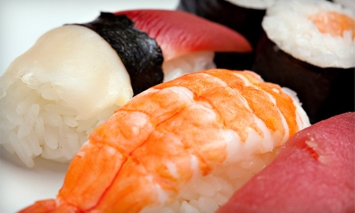 Woksabi - Collingswood: $15 for $30 Worth of Sushi and Asian Cuisine at Woksabi in Collingswood