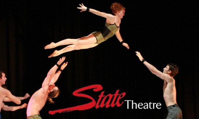 "State Theatre - New Brunswick: $15 for One Ticket to ""Circa"" at the State Theatre (Up to $45 Value) in New Brunswick"