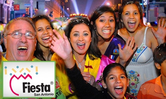Fiesta San Antonio - Multiple Locations: $25 for a Premier Fiesta Commission Membership to Fiesta San Antonio ($55 Value)