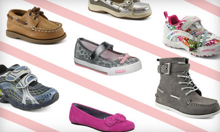 Stride Rite of Wyckoff - Wyckoff: $49 for $100 Worth of Children's Shoes and Accessories at Stride Rite of Wyckoff
