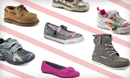 $100 Groupon to Stride Rite of Wyckoff - Stride Rite of Wyckoff in Wyckoff