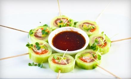 $40 Groupon to Ahn Sushi & Soju - Ahn Sushi & Soju in San Francisco