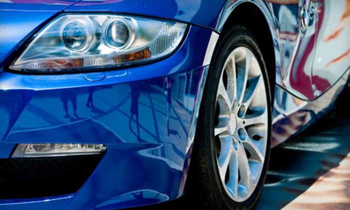 America's Finest Auto Wash - Clinton Township: $12 for Two Works Washes at America's Finest Auto Wash in Clinton Township (Up to $26 Value)