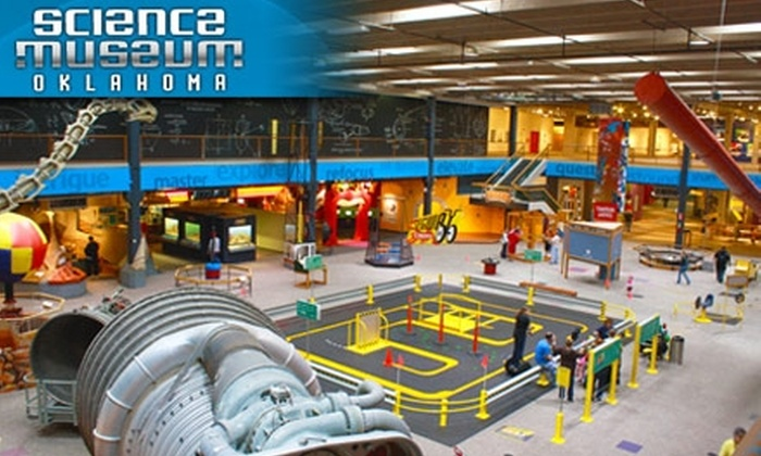 Up To 60 Off At Science Museum Oklahoma Science Museum Oklahoma Groupon