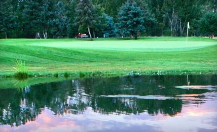 Warm Springs Golf Course - Warm Springs Golf Course in Boise