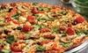 Domino's Pizza - Carson Grove - Carson Meadows: Large Five-Topping Original or 12-Inch Deep-Dish Pizza at Domino's Pizza