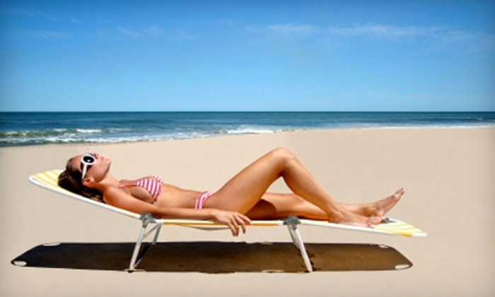 The Riviera Tanning Spa - Multiple Locations: $29 for a Two-Month Bronze Membership to The Riviera Tanning Spa ($137.76 Value)