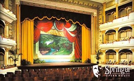 Springer Opera House: