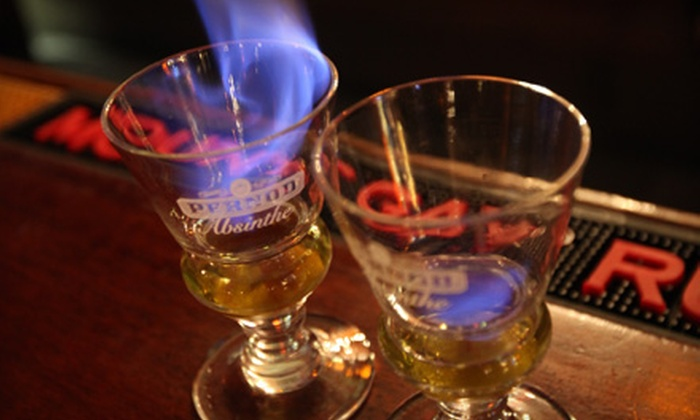 Shaker's Cigar Bar and Penthouse - Walker's Point: $175 for Night and Cocktails for Two in Haunted Penthouse at Shaker's Cigar Bar and Penthouse ($350 Value)
