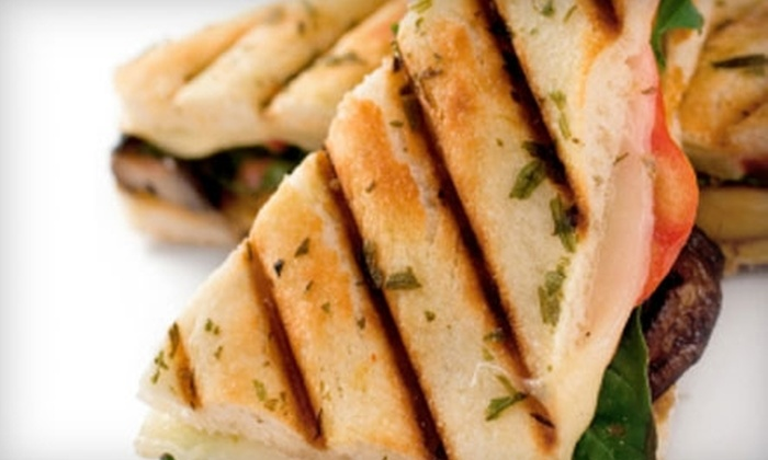 Everlasting Life Cafe - Columbia Heights: $7 for $15 Worth of Vegan Fare at Everlasting Life Cafe