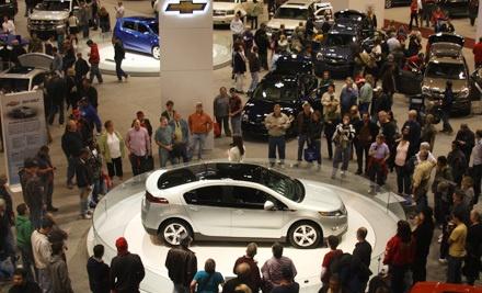 Saint Louis Auto Show: 2 One-Day Tickets - Saint Louis Auto Show in St. Louis