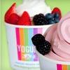 $5 for Treats at Yogurt Zone