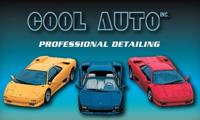 Cool Auto, Inc. - Flowing Well Neighborhood: $112 for Complete Van, Truck, or SUV Detail ($225 Value) or $99 for Complete Car Detail