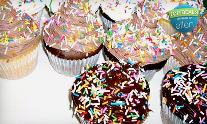Rideau Bakery - Multiple Locations: $8 for a Dozen Cupcakes at Rideau Bakery ($16.80 Value). Two Locations Available.