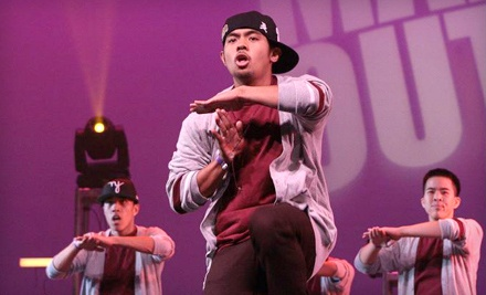 Maxt Out Dance Competition at the San Gabriel Mission Playhouse on Sun., Nov. 6 at 12PM: General Admission - Maxt Out Dance Competition in San Gabriel