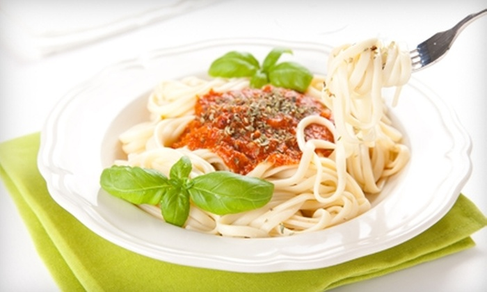DiBenedetto's Italian Bistro - Bowling Green: $12 for $24 Worth of Tuscan Dinner Fare at DiBenedetto's Italian Bistro