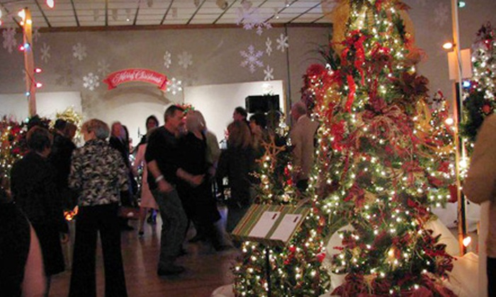 """Party in the Pines"" - Nelson: $20 for Outing for Two to Party in the Pines at the Muskegon Museum of Art (Up to $50 Value)"