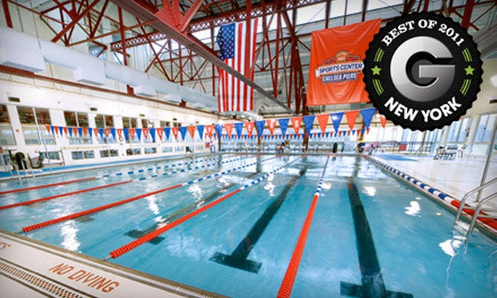 Chelsea Piers Sports Center - Chelsea: $25 for a Day Pass to Chelsea Piers Sports Center ($50 Value)
