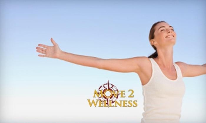 Move2Wellness - Ridgefield: $99 for Two Signature Massages at Move2Wellness in Ridgefield