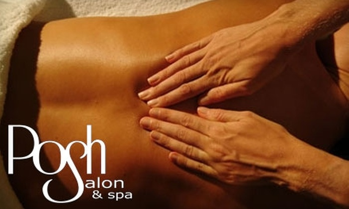 Posh Salon & Spa - Convention Center: $40 for a One-Hour Massage at Posh Salon & Spa