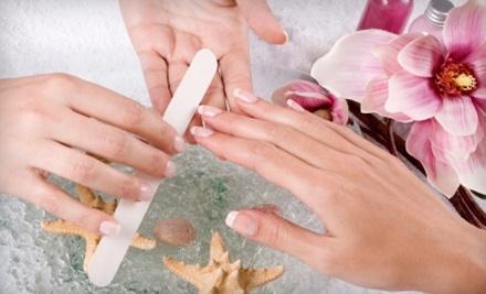 Cosi Bella Salon & Spa: Classic Manicure and Spa Pedicure - Cosi Bella Salon & Spa in Cranston