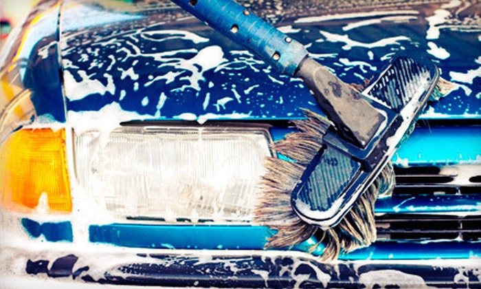 Bashir's Auto Cosmetics - City Centre: Three or Five Car Washes at Bashir's Auto Cosmetics in Richmond (Up to 53% Off)