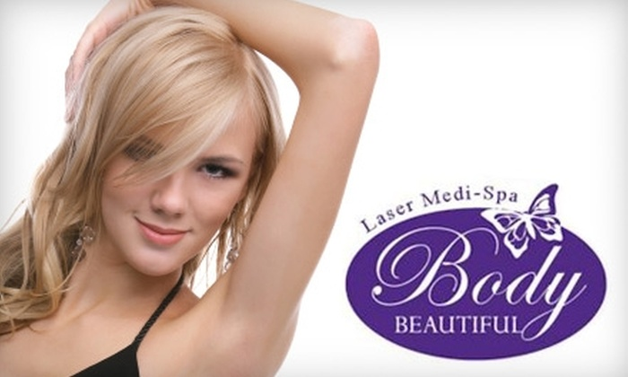 Body Beautiful Laser Medi-Spa - Multiple Locations: Luxury Spa Services for the Face or Body at Body Beautiful Laser Medi-Spa. Choose from Three Options.