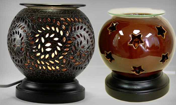 EcoScents - West Omaha: $16 for $32 Worth of Aroma Lamps and Nightlights at EcoScents